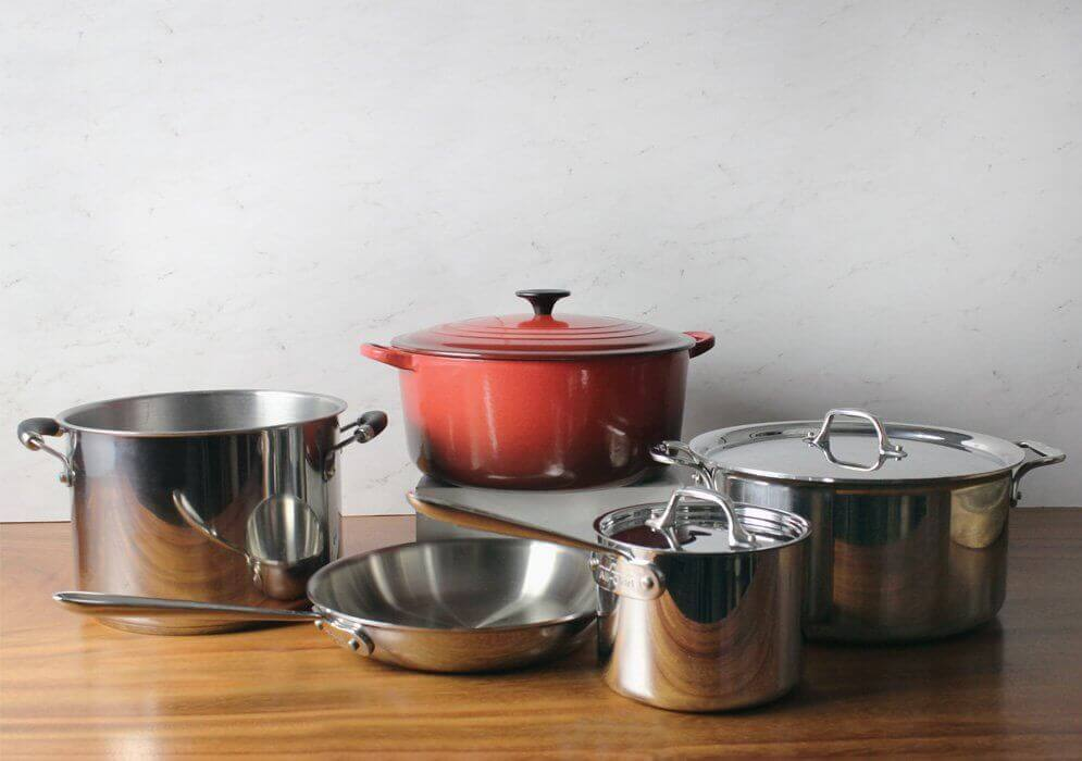 Essential Pots and Pans for Your Kitchen