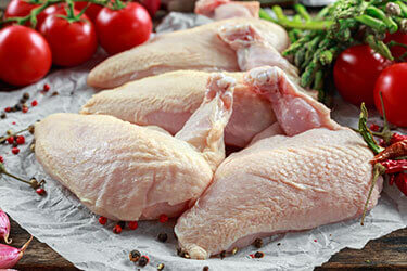 poultry breast cut