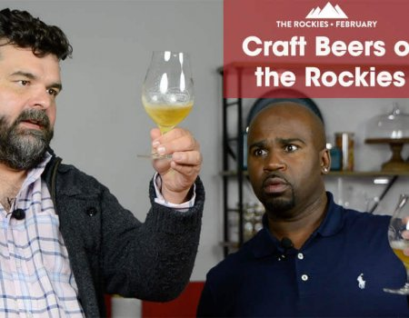Rocky Mountain Craft Beer Tasting