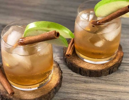 Apple Pie Cocktail Recipe