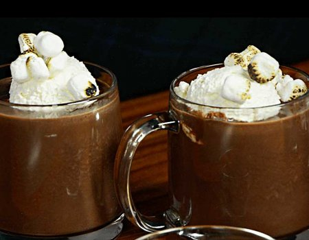 Boozy Hot Chocolate Recipe