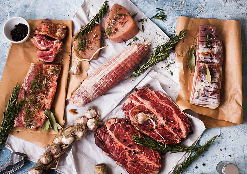 F.N. Sharp Guide to Pork Cuts