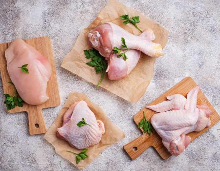 F.N. Sharp Guide to Poultry Cuts