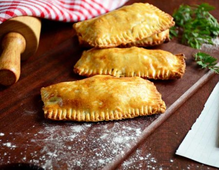 Irish Cabbage and Bacon Hand Pie Recipe