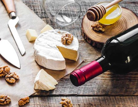 Irish Cheese and Wine Pairings