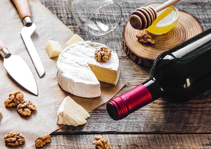 Irish Cheese and Wine Pairings