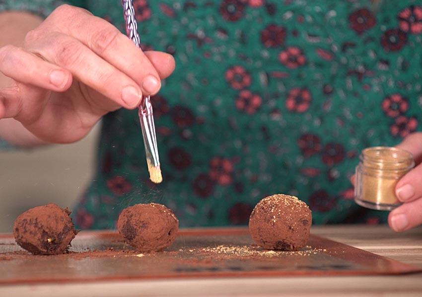 Irish Whiskey Truffles Recipe