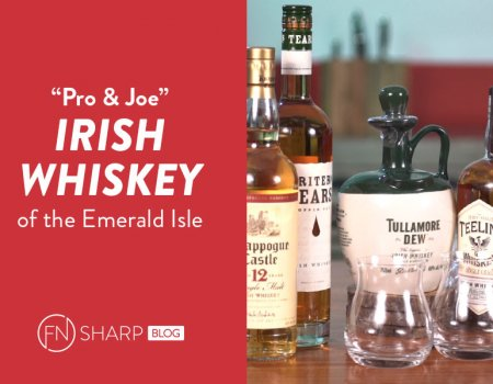Irish Whiskeys: Taste Testing with Rahn Hortman