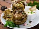 Steamed Artichokes and Dip Recipe