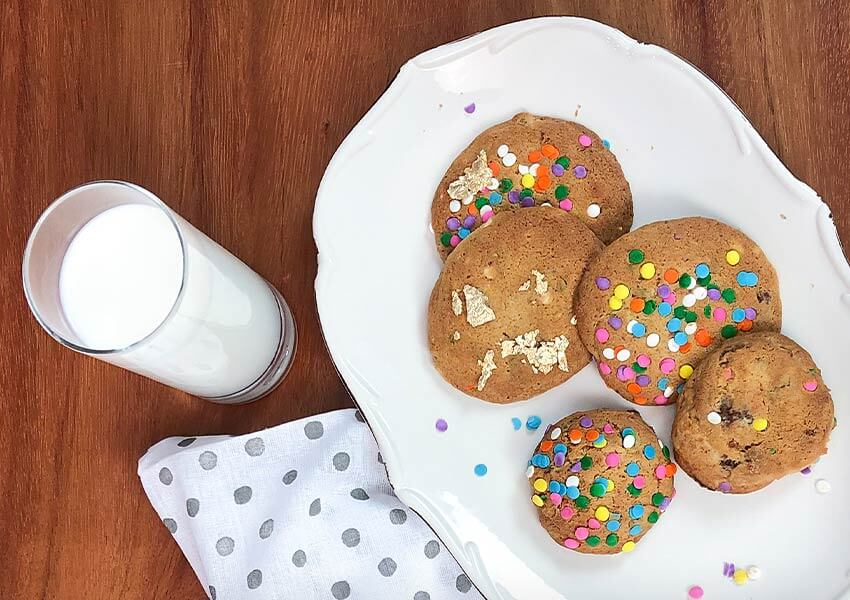 Everything California Cookies Recipe