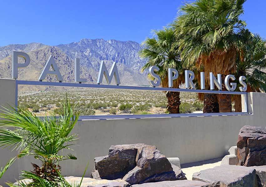 Fine Dining Restaurants in Palm Springs
