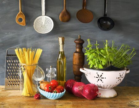 Italian Cooking Tools