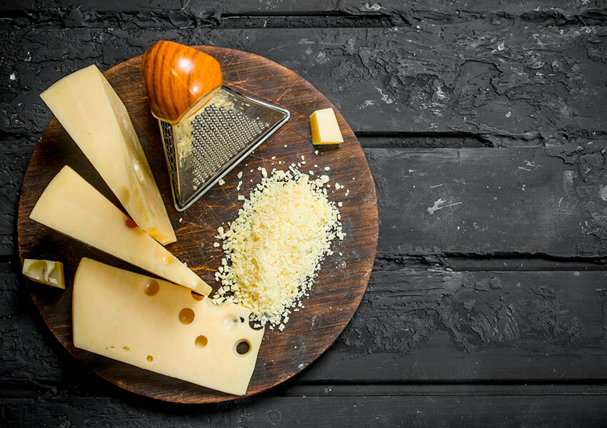 Essential Italian cooking tools - cheese grater