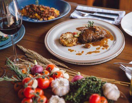 Northern Italian Food