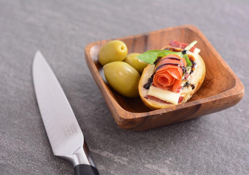Antipasto Crostini Recipe