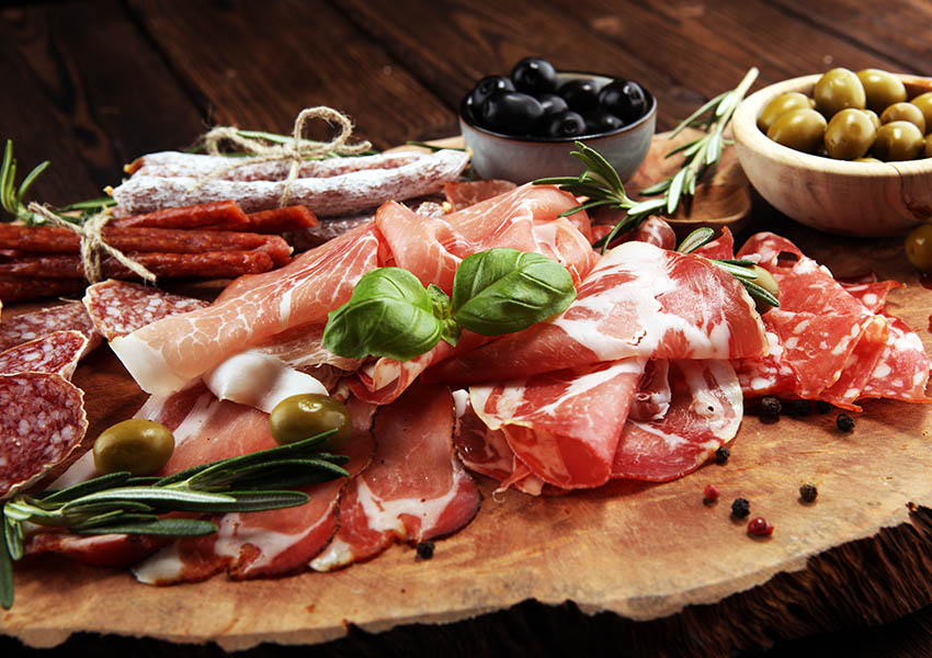 Italian Cured Meats