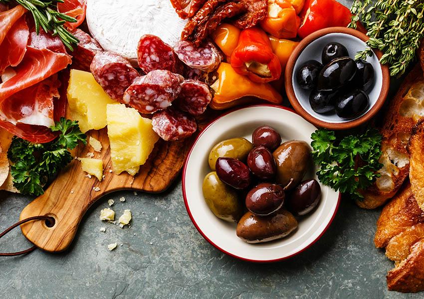Essential Italian Ingredients
