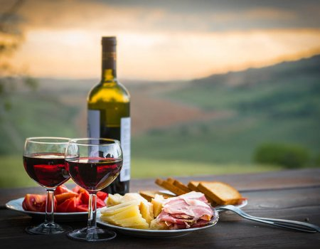 Italian Wine and Cheese Pairings