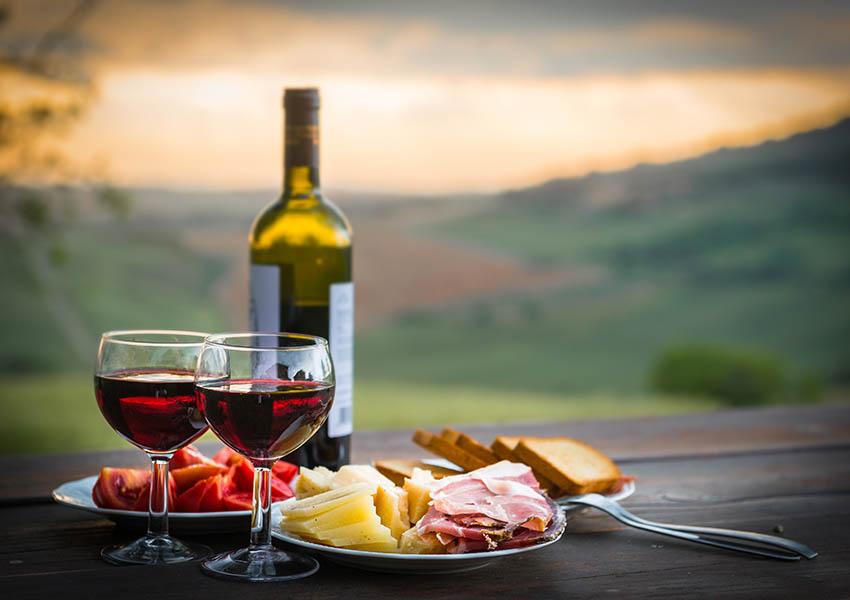 Italian Wine and Cheese Pairings