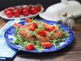 Recipe for Panko-breaded, bone-in pork Milanese