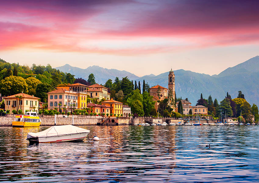 Things to See in Lake Como