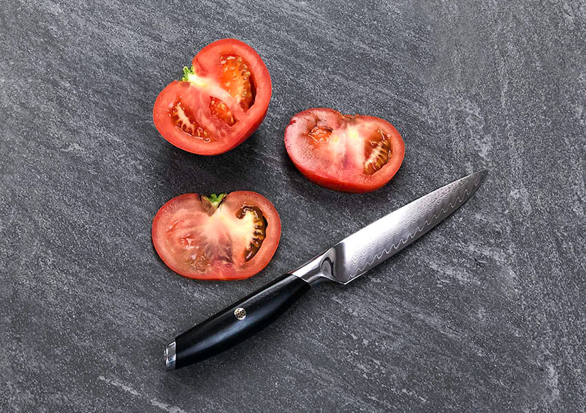 """Types of Kitchen Knives: Utility Knife"