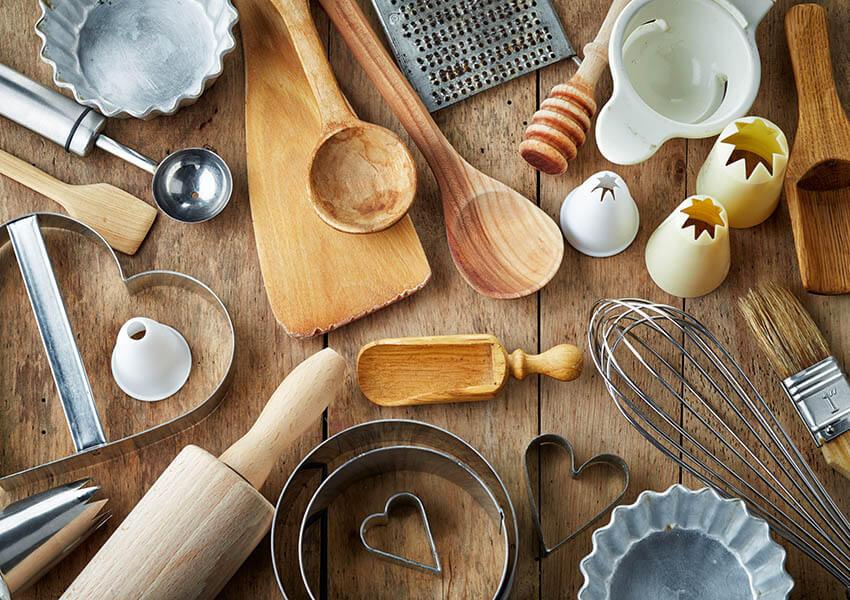 Greek Cooking Tools