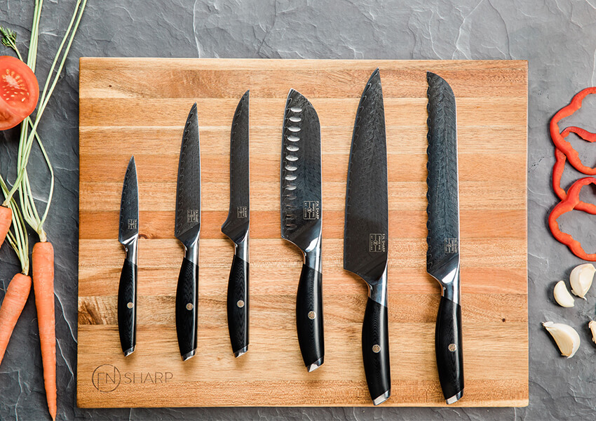 """How to Sharpen Your Kitchen Knives"