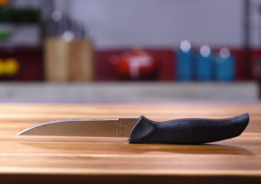 """How to Sharpen Serrated Knives"