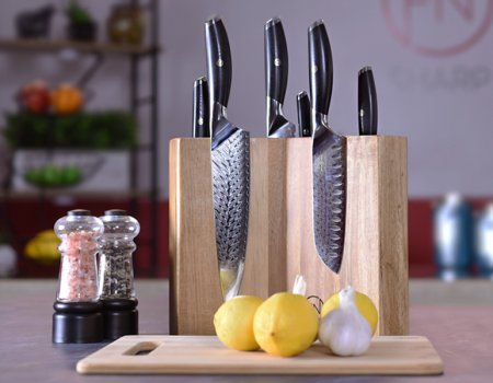Difference between Santoku vs chef knife