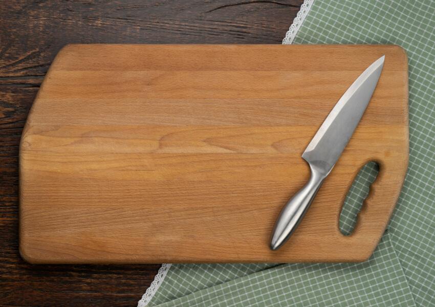 Aluminum Knife Handle
