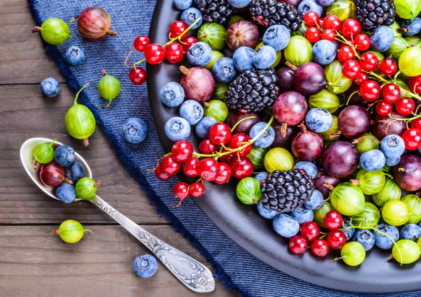 """Fresh Produce: Berries"