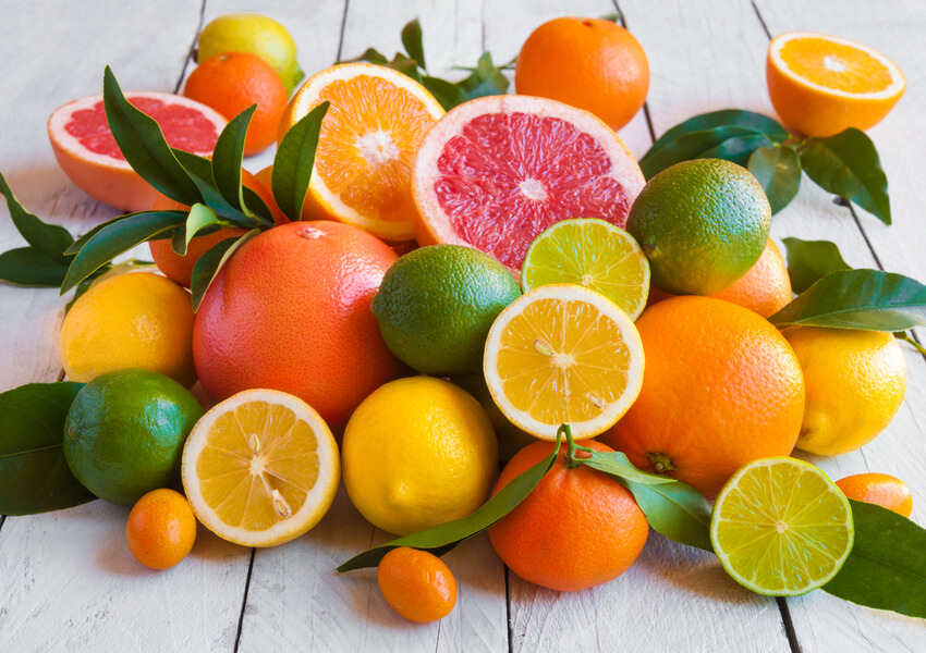 """Fresh Produce: Citrus"