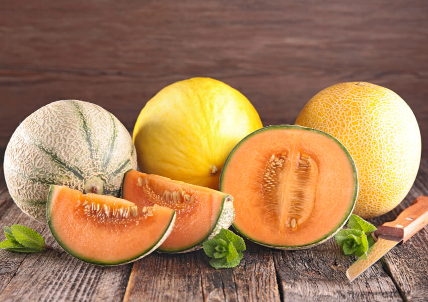 """Fresh Produce: Melons"