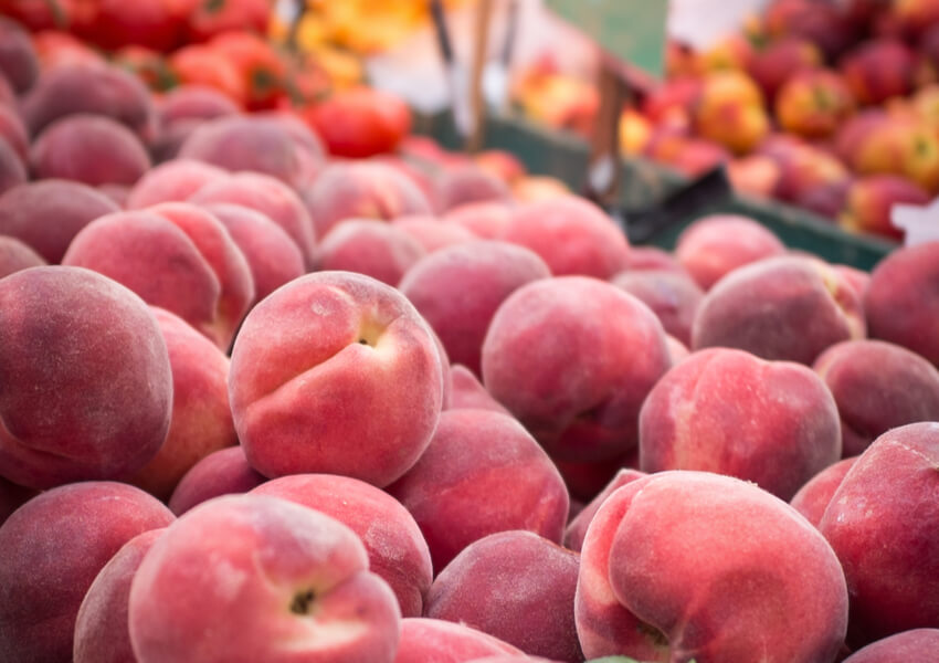 """Fresh Produce: Stone Fruit"