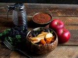 Sweet Potato and Quinoa Grain Bowl Recipe