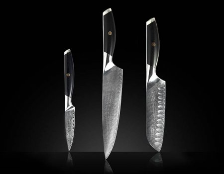Best Types of Stainless Steel for Kitchen Knives