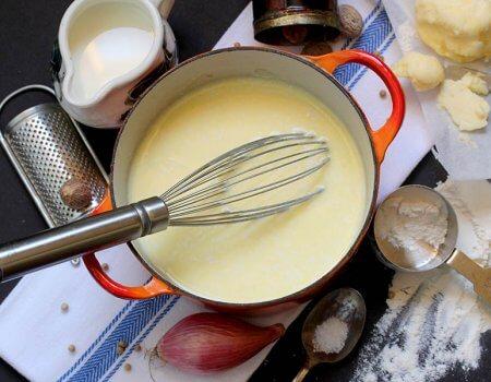Bechamel Sauce Recipe
