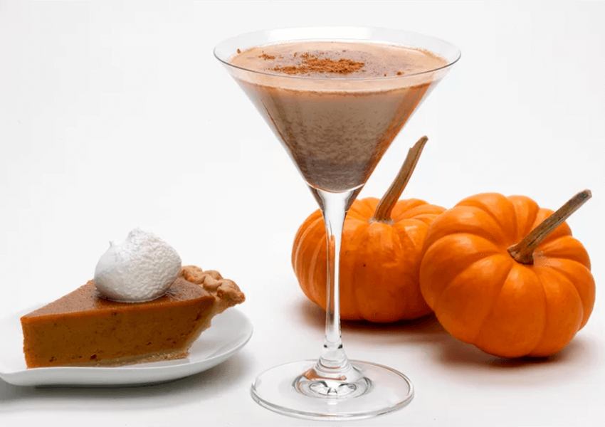 Holiday Cocktails: Pumpkin Pie