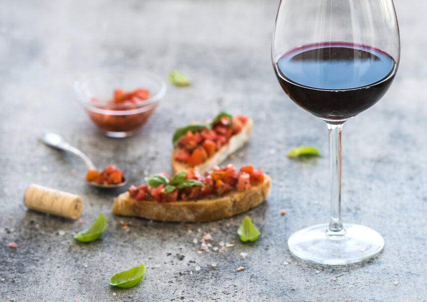 Pairing Wine with Appetizers