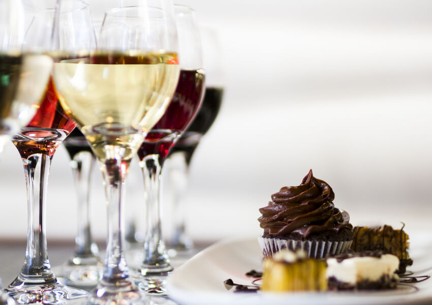 Pairing Wine With Dessert