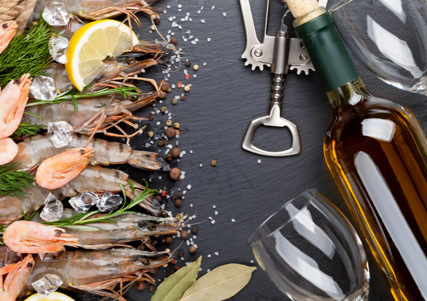 Pairing Wine with Seafood