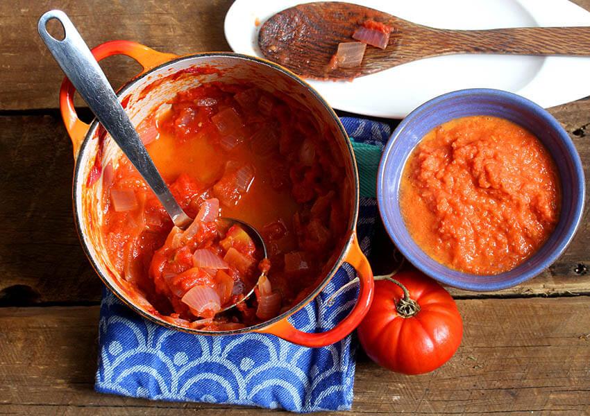 Sauce Tomat Recipe