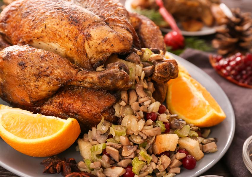 Should You Stuff a Turkey