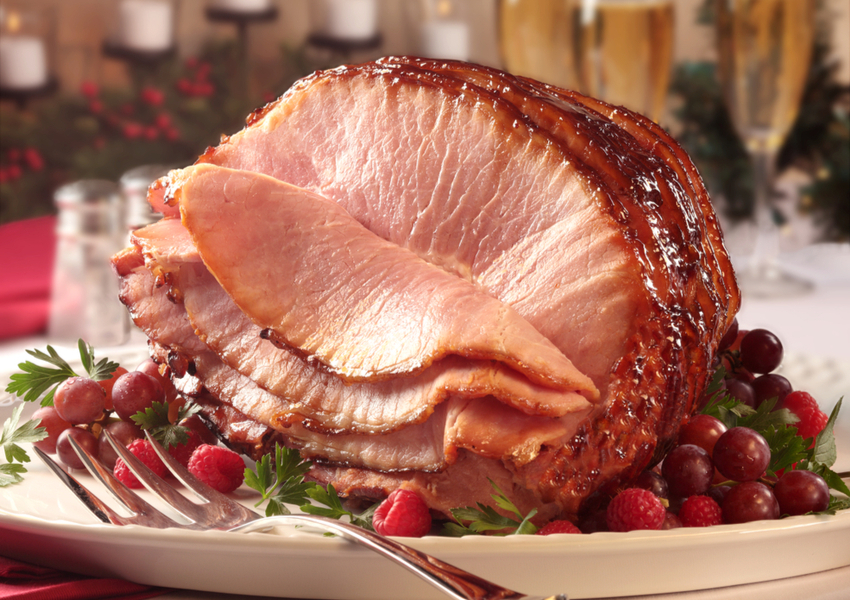 How to Carve Spiral Ham