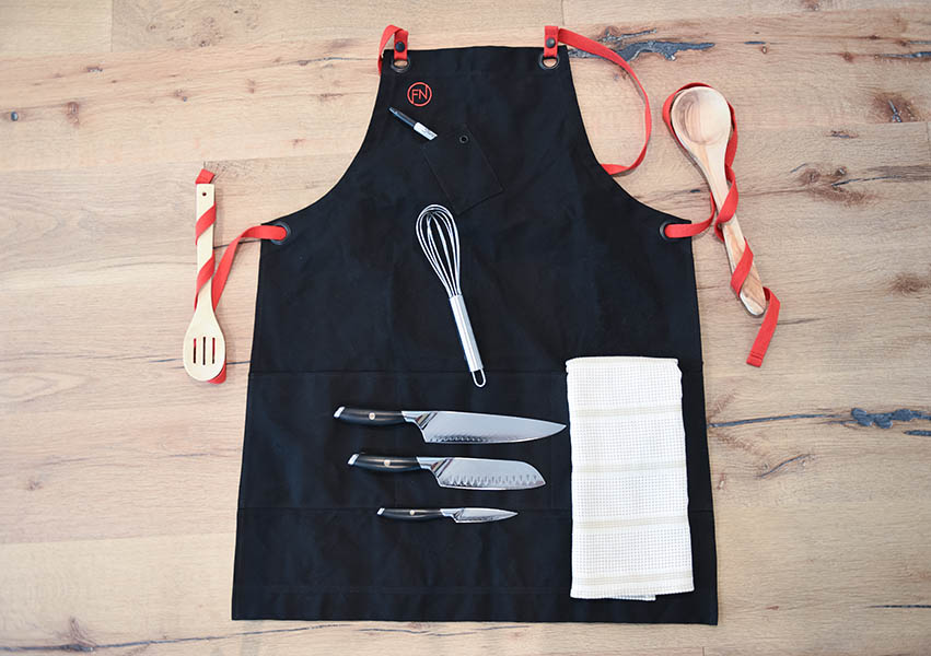 Gifts for Entertainers: F.N. Sharp Apron