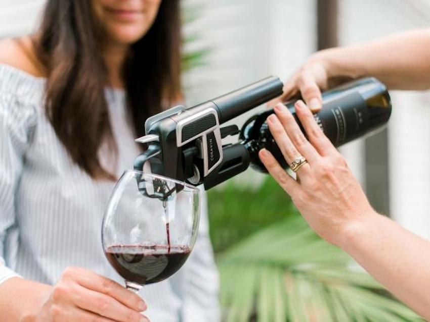 Gifts for Foodies & Entertainers: Wine Preservation