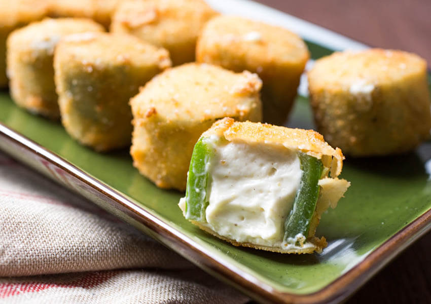 Holiday Appetizers: Crispy Jalapeno Poppers