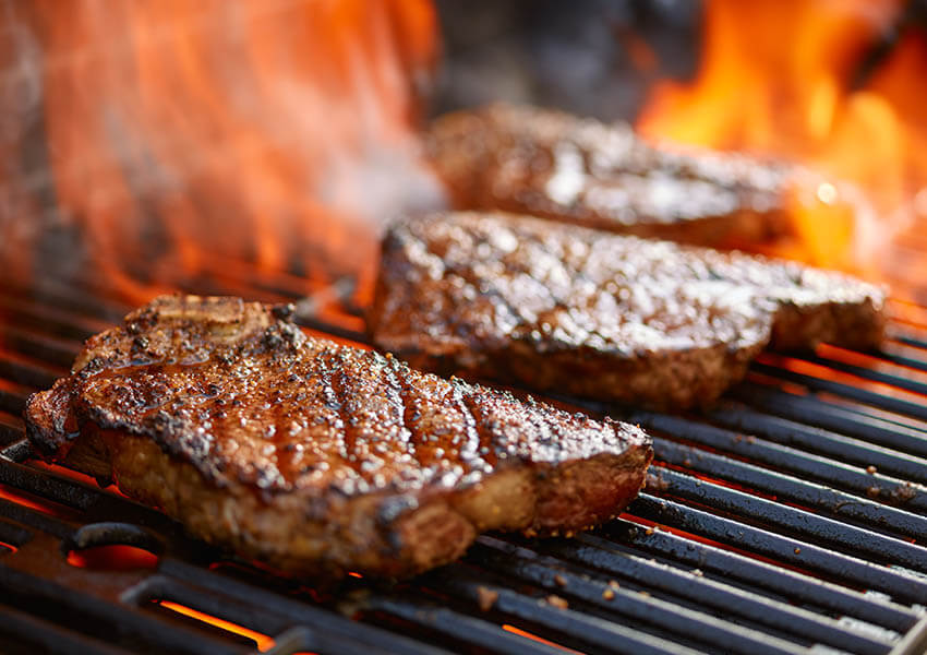 How to Cook Steak on the Grill