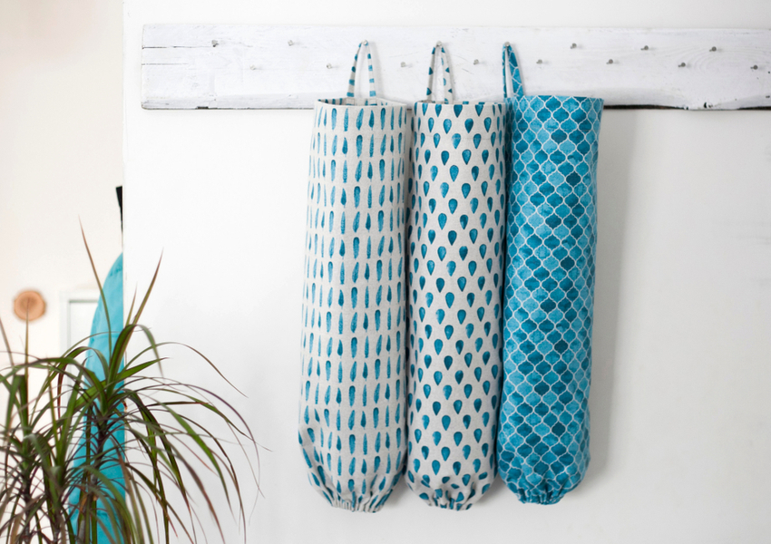 How to Organize Your Kitchen Bags